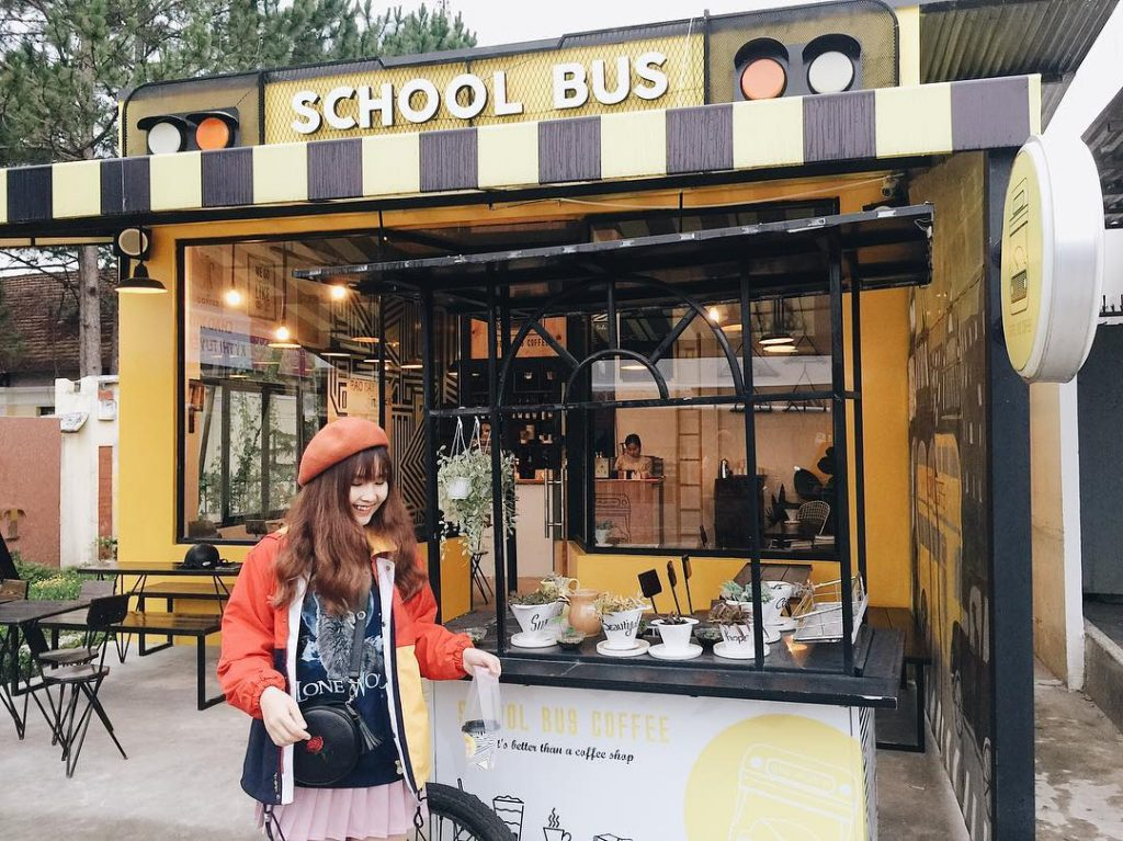 School Bus Coffee