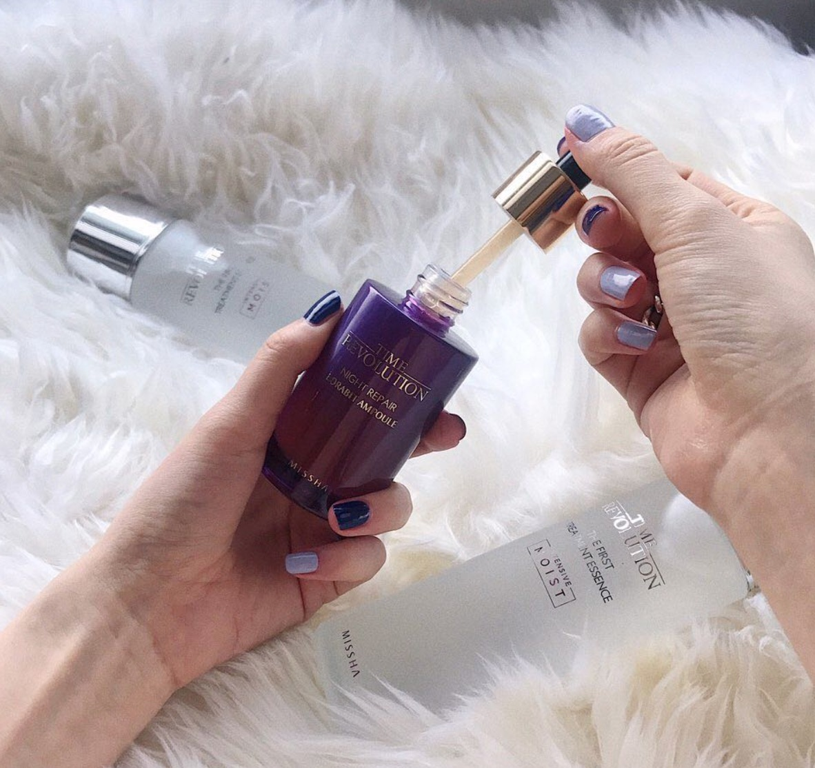 Missha Time Revolution Night Repair