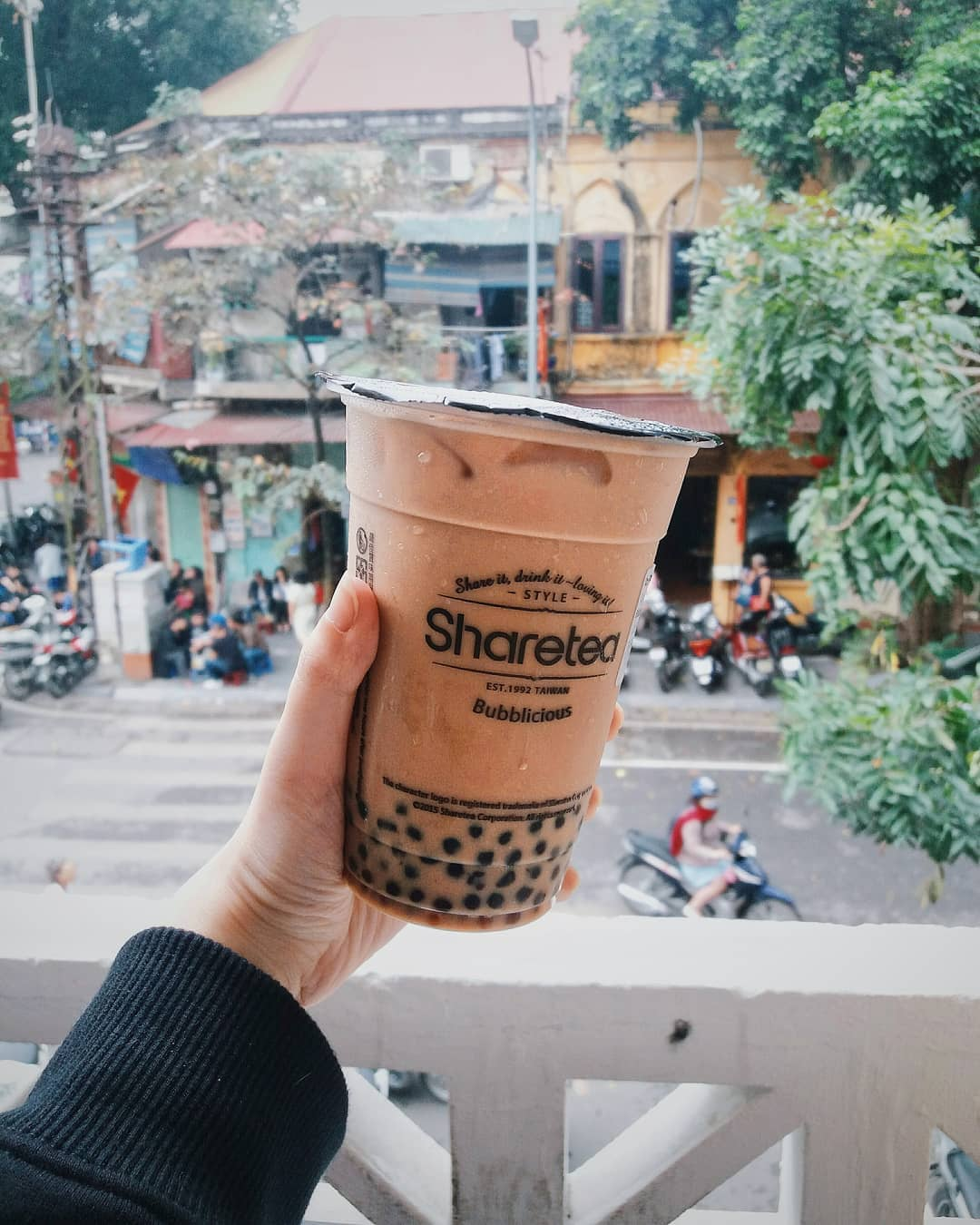 Share Tea - Ảnh: Instagram