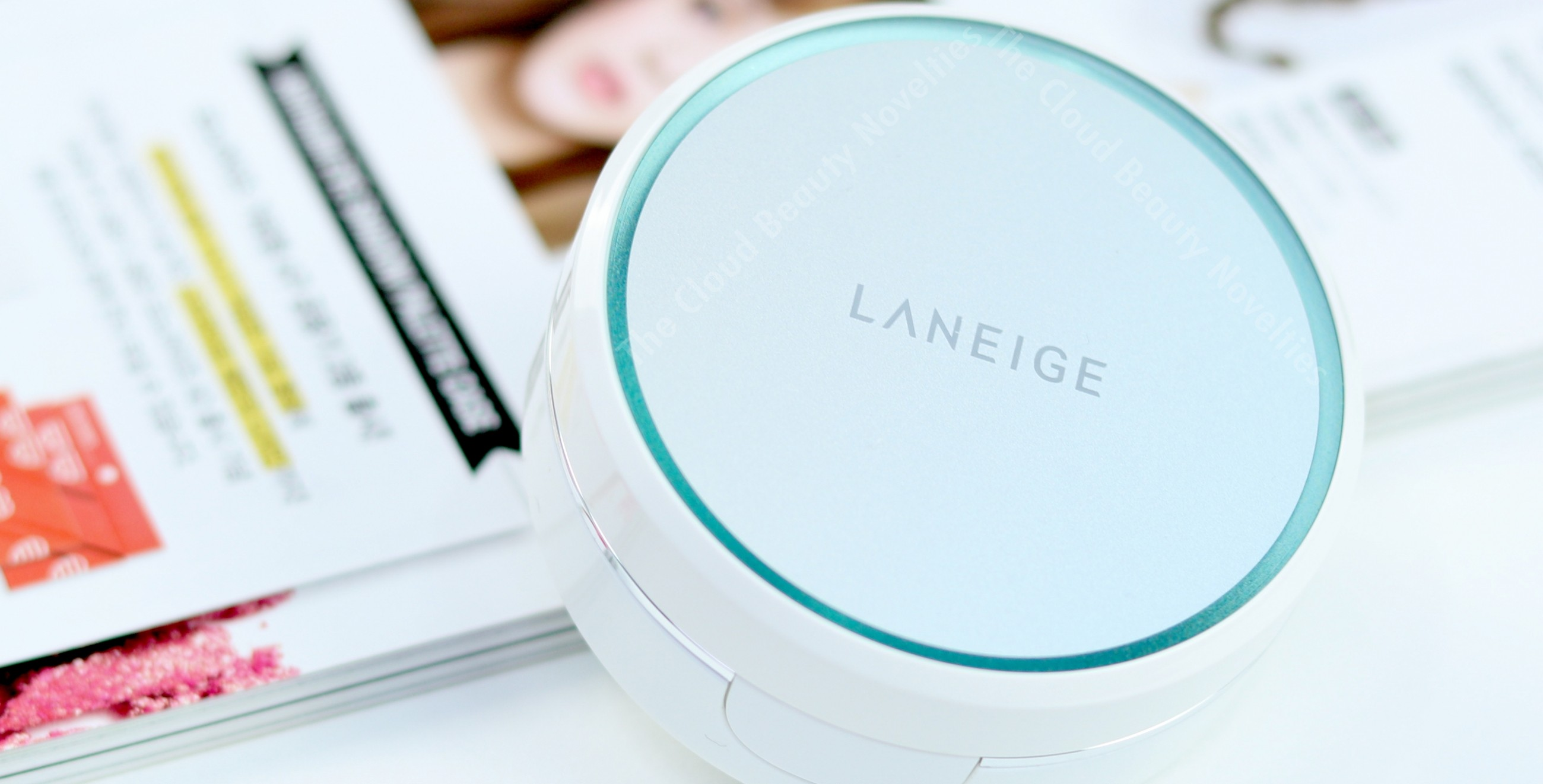 Laneige BB cushion Pore Control SPF 50+ PA+++