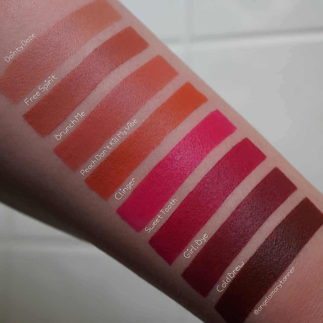 NYX Suede Matte màu Sweet Tooth - Ảnh: Instagram