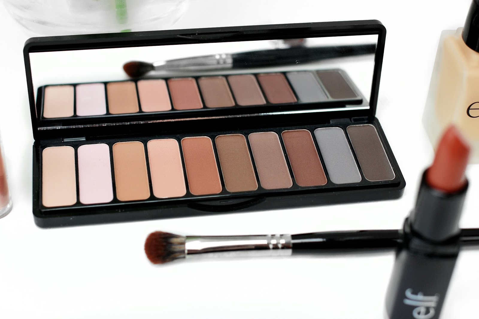 E.L.F Mad For Matte Eyeshadow Palette