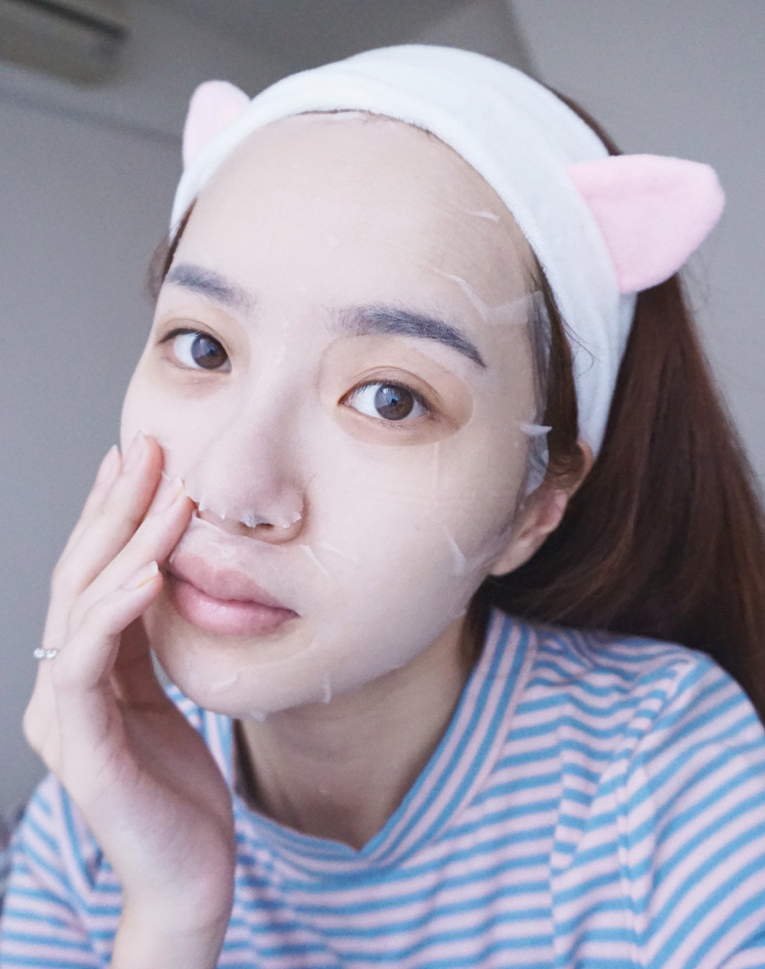 The Solution Pore Care Face Mask The Face Shop