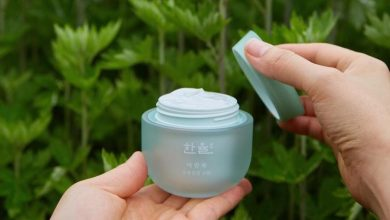 Review gel dưỡng Hanyul Pure Artemisia Watery Calming Gel‎