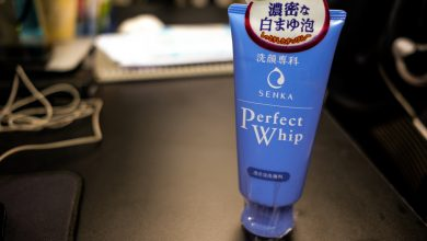 Photo of Review sữa rửa mặt Senka Perfect Whip Cleansing