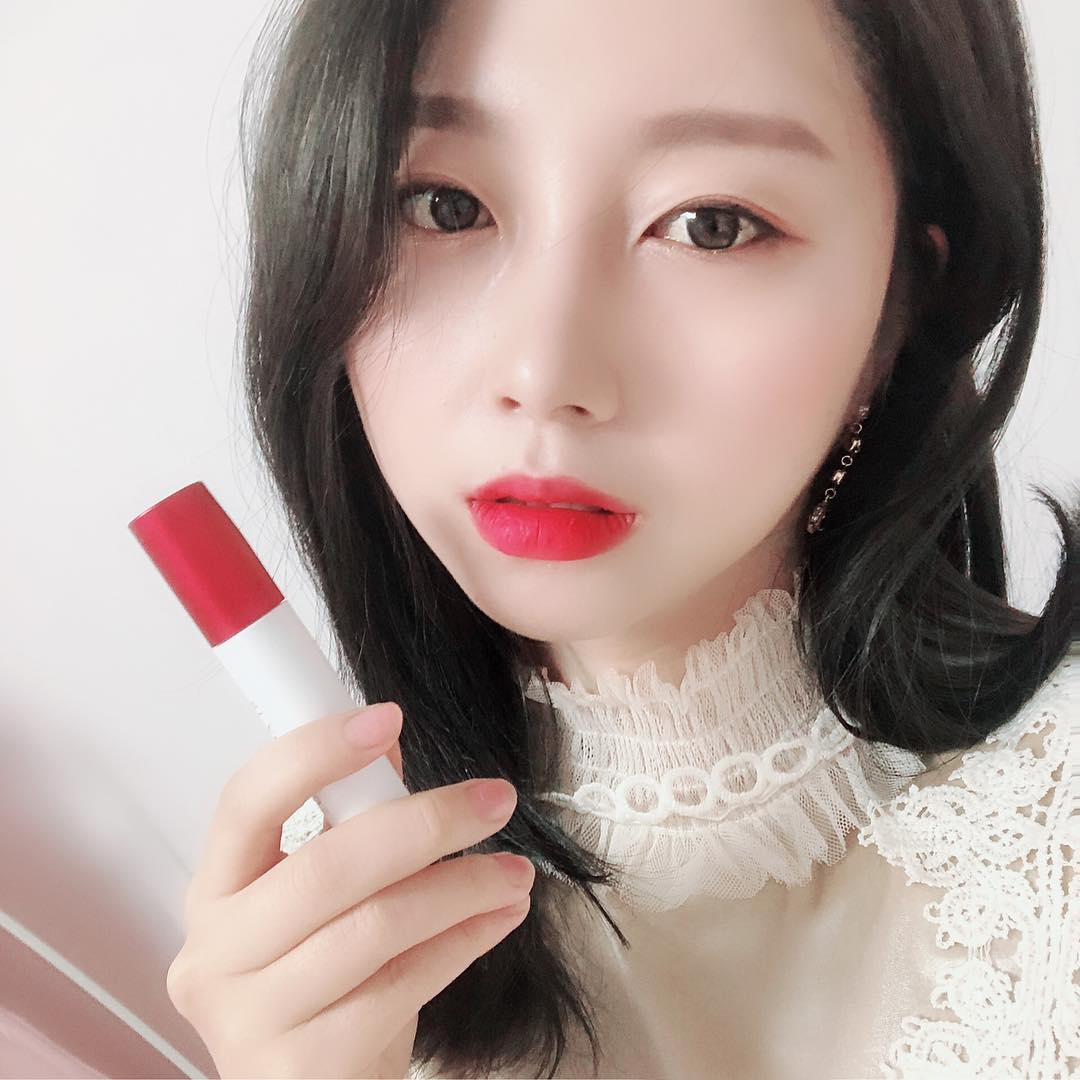 Son Black Rouge Cotton Lip Color - Ảnh: Instagram