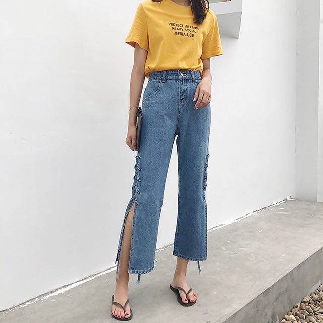 Cullotes Jeans