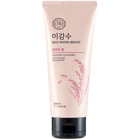 Sữa rửa mặt Rice Water Bright Cleansing Foam THE FACE SHOP