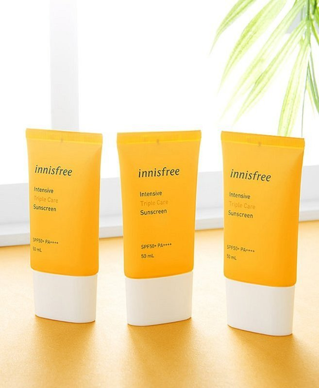 Innisfree Intensive Triple Care Sunscreen