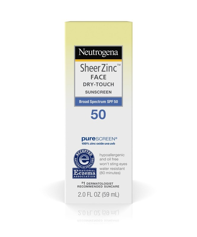 Neutrogena Pure & Free Baby Mineral Sunscreen