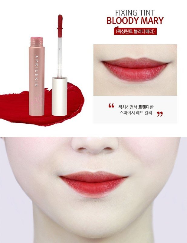 April Skin Fixing Tint - Bloody Mary