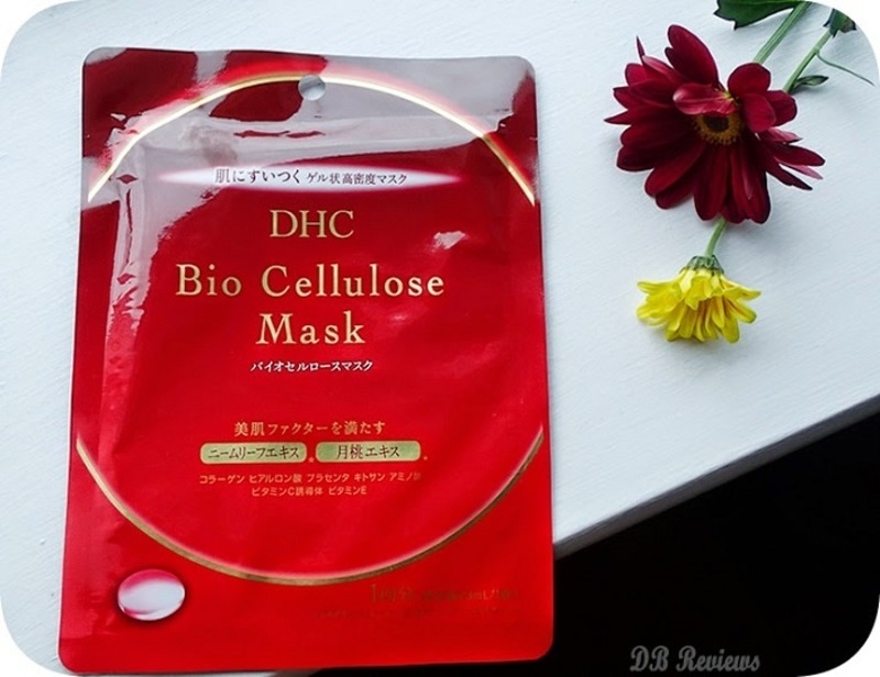 Mặt nạ Nhật Bản DHC Bio Cellulose Mask