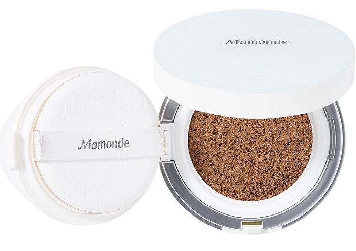 Cushion sáng da Mamonde Brightening Cover Watery Cushion Foundation SPF 50