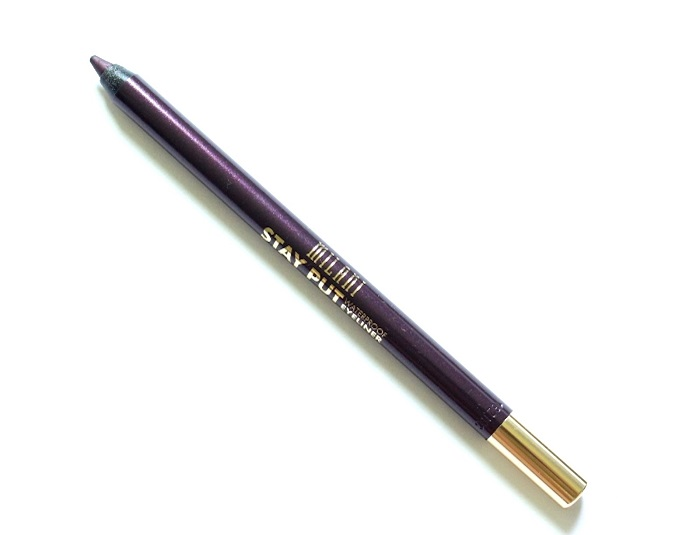 Chì kẻ mắt Milani Stay Put Waterproof Eyeliner Pencil